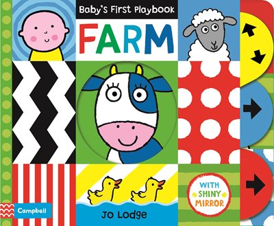 Baby's First Playbook: Farm
