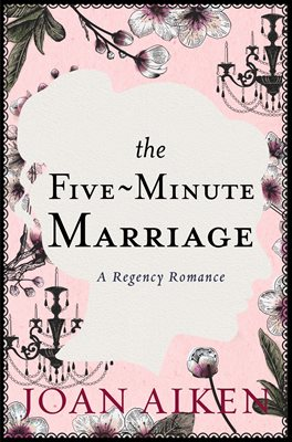 Book cover for The Five-Minute Marriage