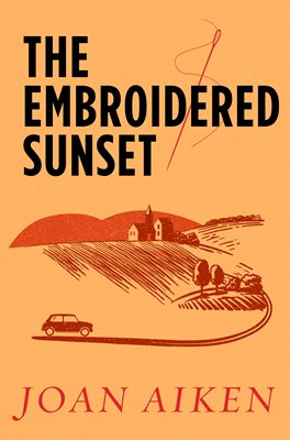 Book cover for The Embroidered Sunset