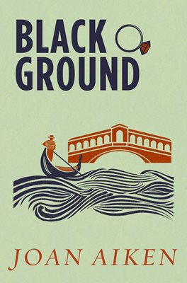 Book cover for Blackground