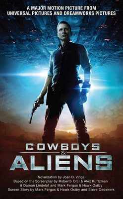 Book cover for Cowboys and Aliens