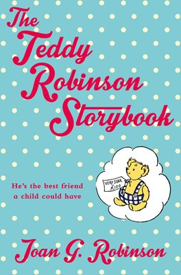 Book cover for The Teddy Robinson Storybook