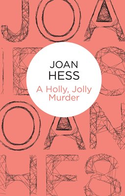 Book cover for A Holly, Jolly Murder