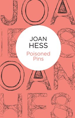 Book cover for Poisoned Pins
