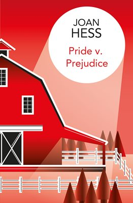 Book cover for Pride v Prejudice