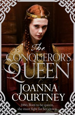 Book cover for The Conqueror's Queen