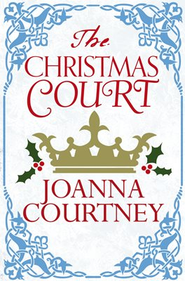 Book cover for The Christmas Court