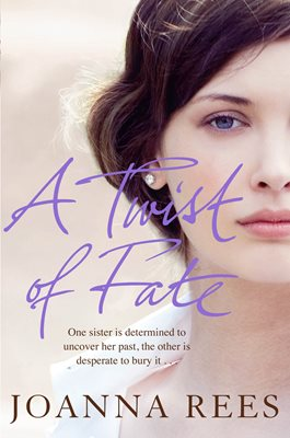 Book cover for A Twist of Fate
