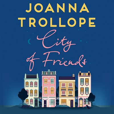Book cover for City of Friends