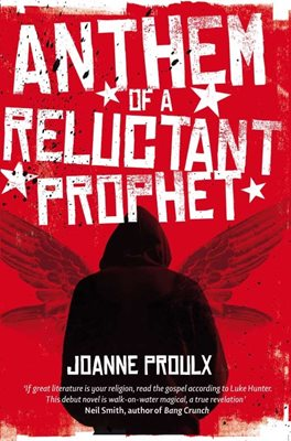 Book cover for Anthem of a Reluctant Prophet