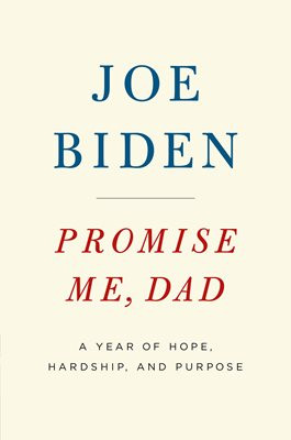 Book cover for Promise Me, Dad