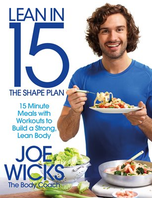 Book cover for Lean in 15 - The Shape Plan