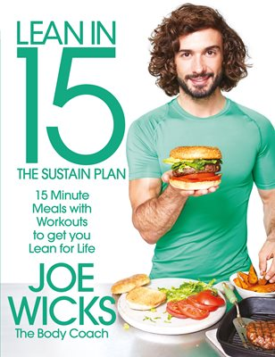 Book cover for Lean in 15 - The Sustain Plan