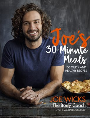 Book cover for Joe's 30 Minute Meals