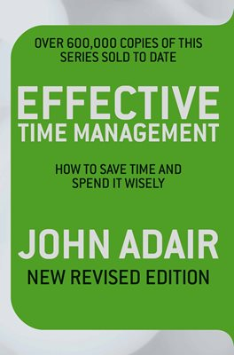 Book cover for Effective Time Management (Revised...