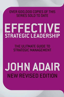 Book cover for Effective Strategic Leadership