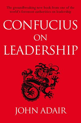 Book cover for Confucius on Leadership