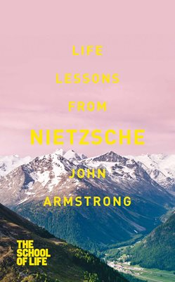 Book cover for Life Lessons from Nietzsche