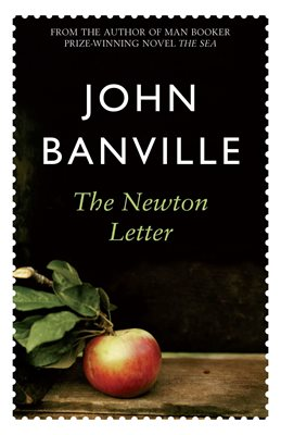 Book cover for The Newton Letter