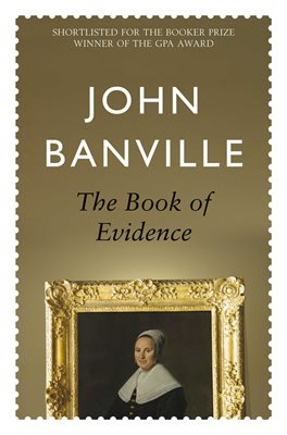 Book cover for The Book of Evidence