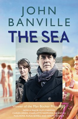 Book cover for The Sea (film tie-in)