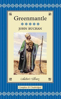 Book cover for Greenmantle