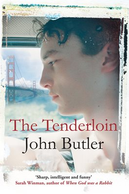 Book cover for The Tenderloin