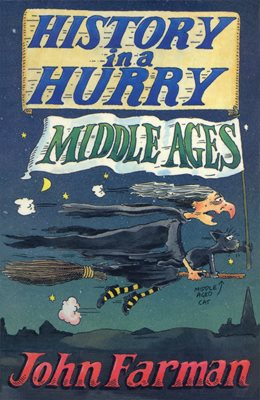 Book cover for History in a Hurry: Middle Ages