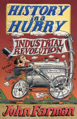 Book cover for History in a Hurry: Industrial...