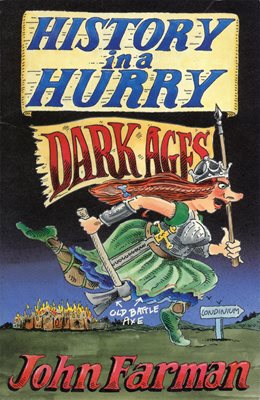 Book cover for History in a Hurry: Dark Ages