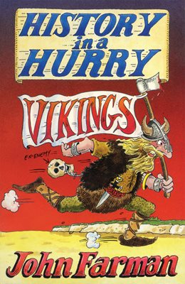 Book cover for History in a Hurry: Vikings