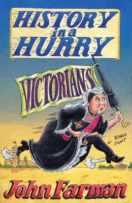 Book cover for History in a Hurry: Victorians