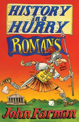 Book cover for History in a Hurry: Romans