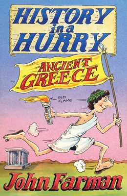 Book cover for History in a Hurry: Ancient Greece