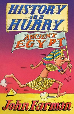 Book cover for History in a Hurry: Ancient Egypt