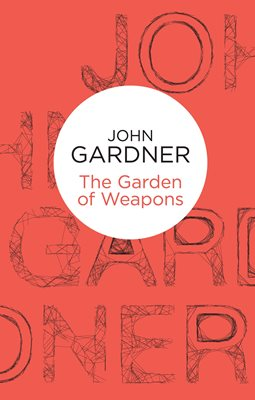 Book cover for The Garden of Weapons