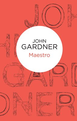 Book cover for Maestro