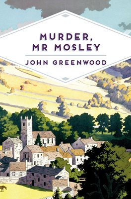 Book cover for Murder, Mr Mosley