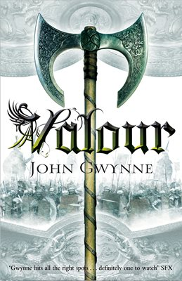 Book cover for Valour