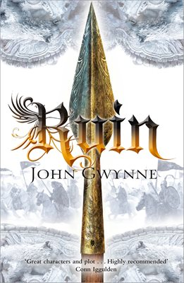 Book cover for Ruin