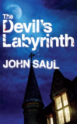 Book cover for The Devil's Labyrinth