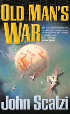 Book cover for Old Man's War
