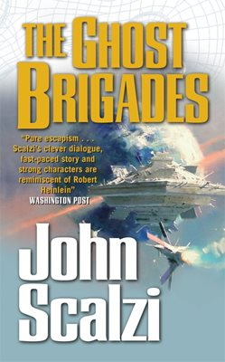 Book cover for The Ghost Brigades