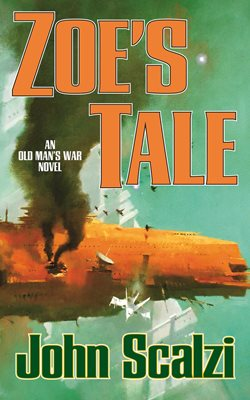 Book cover for Zoe's Tale