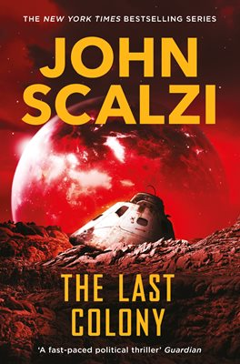 Book cover for The Last Colony