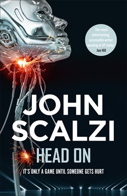Book cover for Head On