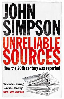 Book cover for Unreliable Sources