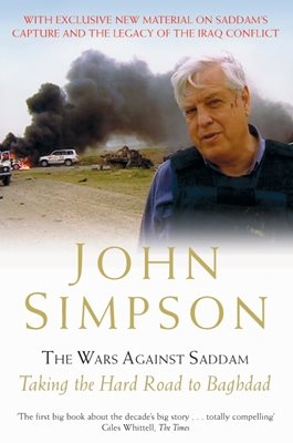 Book cover for The Wars Against Saddam