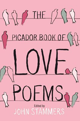 Book cover for The Picador Book of Love Poems