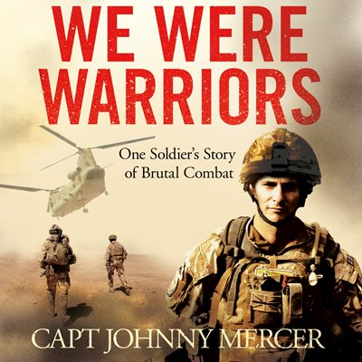 Book cover for We Were Warriors